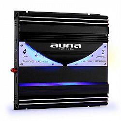 2-kanálový auto zesilovač Auna AMP-CH02 1400W