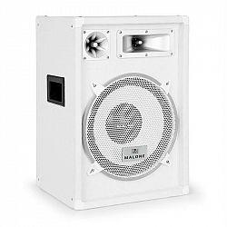Auna Pro PW 1222, PA reproduktor, 30 cm, 600 W, bílý