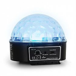 Beamz Mini Star Ball, RGBW, LED, 6 x 3 W, hudební mód