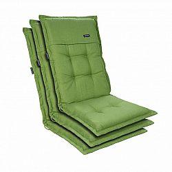 Blumfeldt Elbe, čalouněná podložka, podložka na židli, podložka na vyšší polohovací křeslo, na zahradní židli, dralon, 50 x 120 x 8 cm