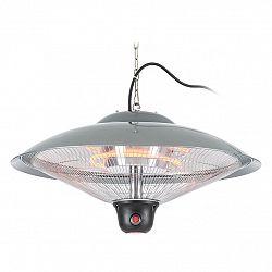 Blumfeldt Heizsporn, 60,5 cm (Ø), stropní ohřívač, LED lampa, dálkový ovladač