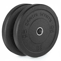 Capital Sports Reni, hi temp gumový kotouč, 50,4 mm, hliníkové jádro, guma, 2x 10 kg