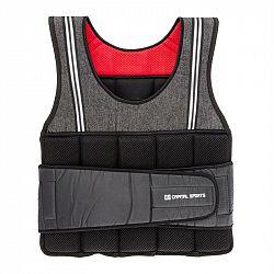 Capital Sports Vestpro 10, zátěžová vesta s 10kg závažím, celkem 23 závaží