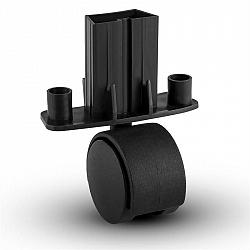 DURAMAXX Lakeside, kolečka pro jezírkový vysavač Powerplus, 4 kusy, náhradní příslušenství