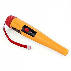 DURAMAXX Powerpoint digitální pinpointer detektor kovů, LED, vodotěsný, žlutá barva