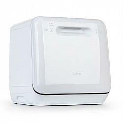 Klarstein Aquatica, myčka nádobí, volně stojící, bez instalace, 860 W, bílá