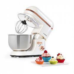 Klarstein Bella Elegance, kuchyňský robot, 1300 W, 1,7 HP, 6 stupňů, 5 litrů, bílý