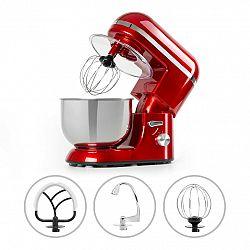 Klarstein Bella Elegance, kuchyňský robot, 1300 W, 1,7 HP, 6 stupňů, 5 litrů, červený