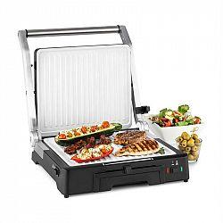 Klarstein Burgermeister 3 v 1, kontaktní gril, stolní gril, panini gril, 2000 W
