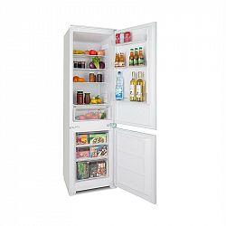 Klarstein CoolZone 250 Eco, kombinovaná chladnička s mrazničkou, 185 l/65 l, A++, LED, vestavná, bílá