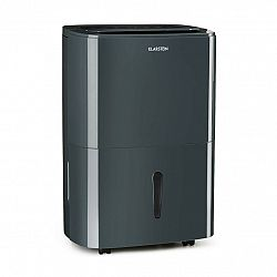 Klarstein DryFy 20, odvlhčovač vzduchu, 420 W, 20 l/24h, 230 m³/h, 40 - 50 m², DrySelect, 45dB, šedý