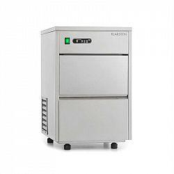 Klarstein Frostica, zařízení na výrobu ledu, 20 kg/24 hod., ušlechtilá ocel, stříbrná