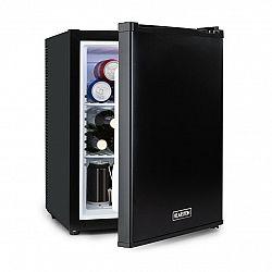 Klarstein Happy Hour 37, minibar, 37 l, 5–15°C, tichý, 0 dB, LED světlo, černý