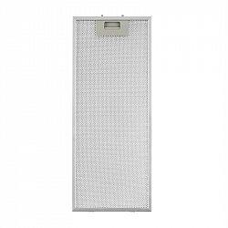 Klarstein hliníkový tukový filtr, 21 x 50 cm, vyměnitelný filtr, náhradní filtr