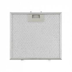 Klarstein hliníkový tukový filtr, 27,5 x 25 cm, vyměnitelný filtr, náhradní filtr