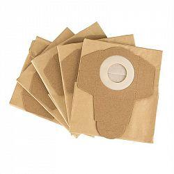 Klarstein Sáčky do vysavače Reinraum 2G, mokré i suché vysávání, 5 kusů, papírové