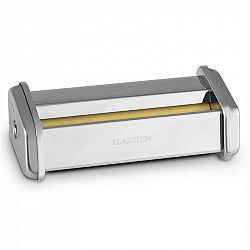 Klarstein Siena Pasta Maker, 12 mm, nástavec na přípravu těstovin, příslušenství, nerezová ocel