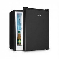 Klarstein Snoopy Eco, mini chladnička s mrazicím boxem, A++, 46 litrů, 41 dB, černá