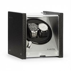 Klarstein Tokyo 2, natahovač hodinek, 2 kusy hodinek, 3 rychlosti, 4 režimy, černý