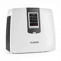 Klarstein Tramontana, čistička vzduchu, 6-v-1, Air Purifier ionizátor, ozon, UV, bílá