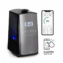 Klarstein VapoAir Opal Smart, zvlhčovač vzduchu, ovládání přes aplikaci, LED obrazovka, dálkový ovladač
