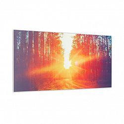 Klarstein Wonderwall Air Art Infinite, infračervený ohřívač, obraz, 120 x 60 cm, 720 W, na stěnu, dálkové ovládání