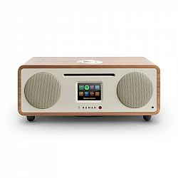 Numan Two, ořech, 2.1 internetové rádio, CD, 30 W, USB, bluetooth, Spotify Connect, DAB +
