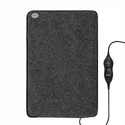 OneConcept Magic-Carpet DX, výhřevná rohožka, topný kobereček, 3 topné stupně, 60 x 40 cm, 75 W