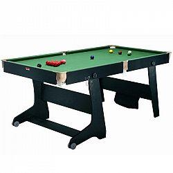 Riley FS-6 TT-1 kulečníkový stůl s deskou na hraní stolního tenisu a šipek, sklopitelný