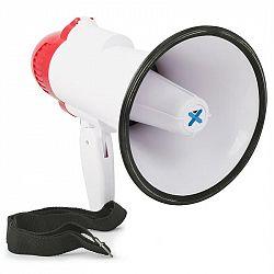 Vexus MEG020, megafon, 20 W, funkce nahrávání, siréna, provoz na baterie, popruh
