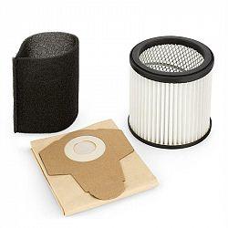 Waldbeck Lakeside Power, filtrační sada, papírový filtrační sáček, motorový filtr a pěnový filtr, HEPA